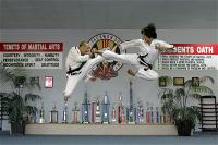 duc-dang-taekwondo-hoi-nguyen-and-instructor-kim-anh-flying-side-kick